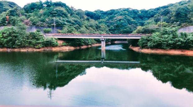 長谷ダムふれあいロード