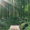 熊本阿蘇「上色見熊野座神社」