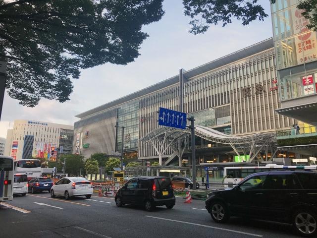 福岡のショッピングセンター