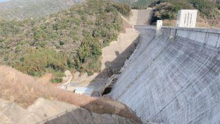 【福岡・五ヶ山ダム】福岡県で最大のダム