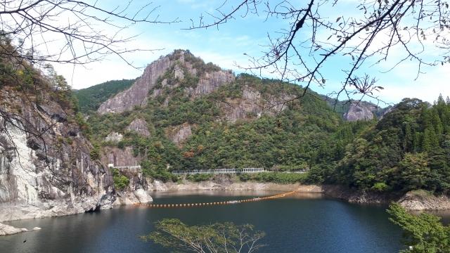 八女のダム
