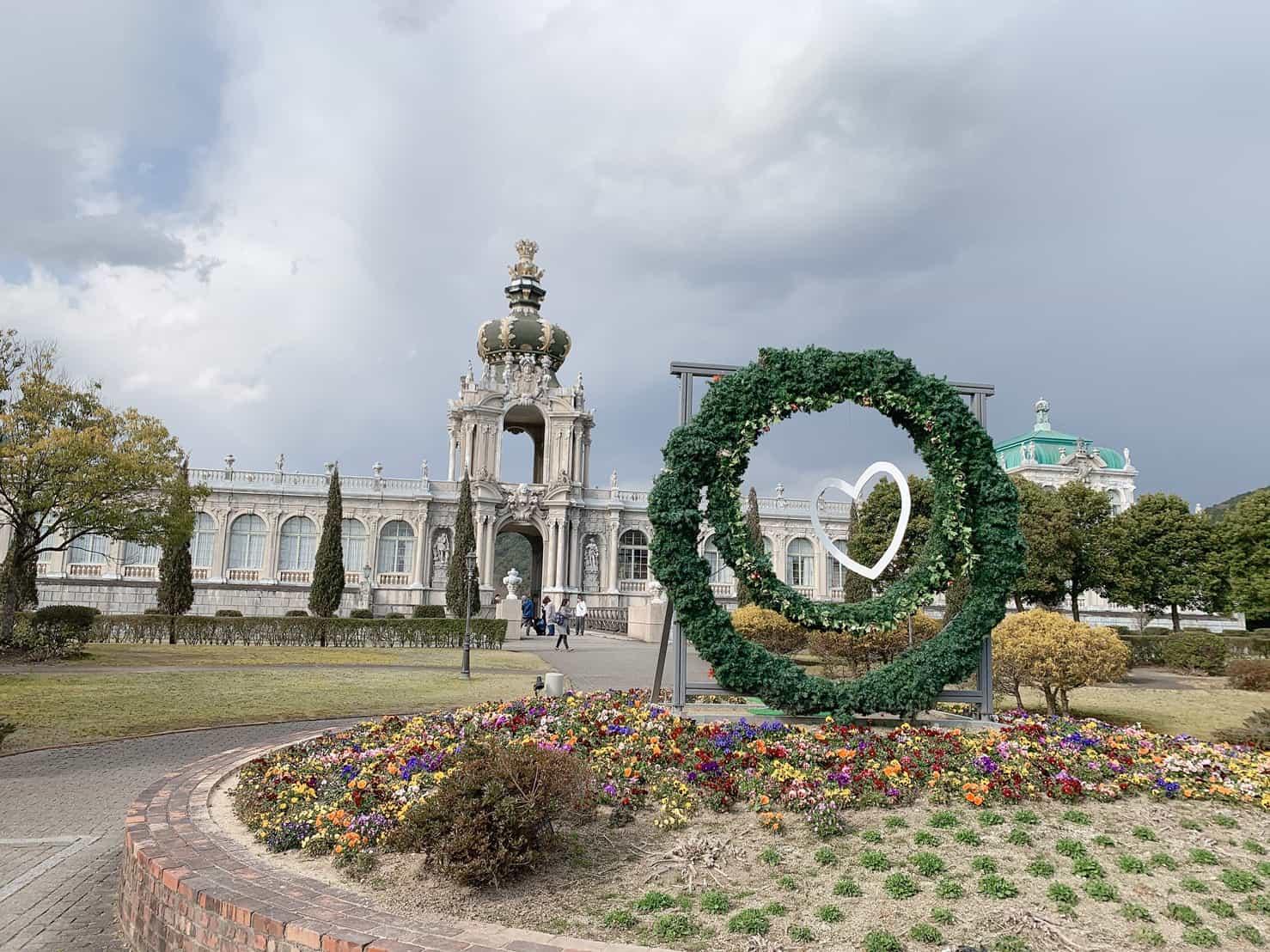 ツヴィンガー宮殿1