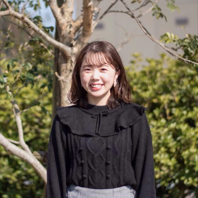 九州大学共創学部 清原さん