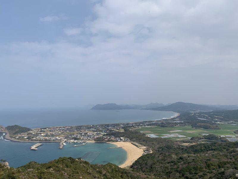 立石山からの景色