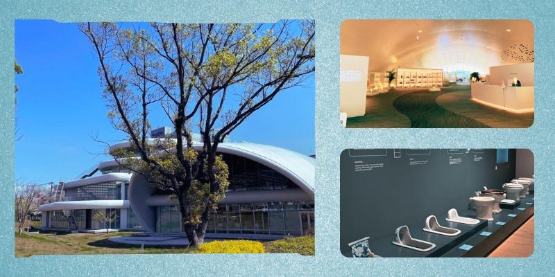 TOTOミュージアム写真